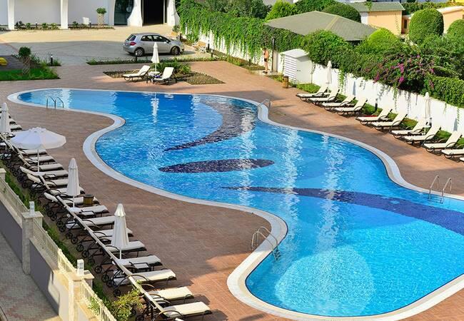 Luxury Apartments Near All Facilities in Alanya Mahmutlar
