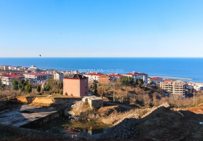 Housing Project Land for Sale with Licence in Trabzon