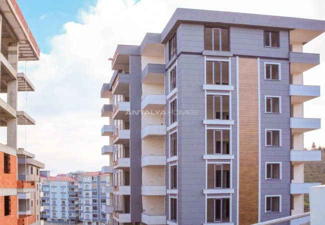 Apartments Offering a Peaceful Life at the Center of Trabzon