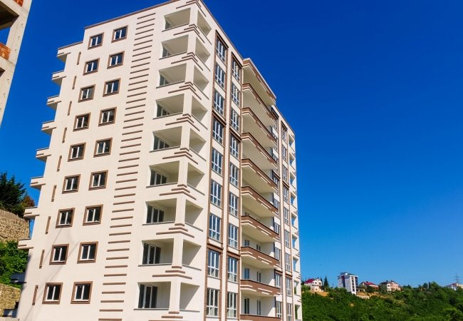 Quality Flats with Sea and Nature Views in Trabzon