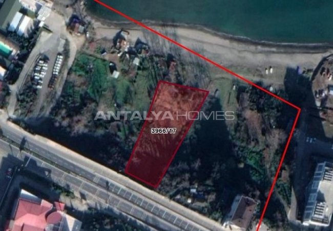 Smooth Surface Land for Investment in Trabzon Ortahisar