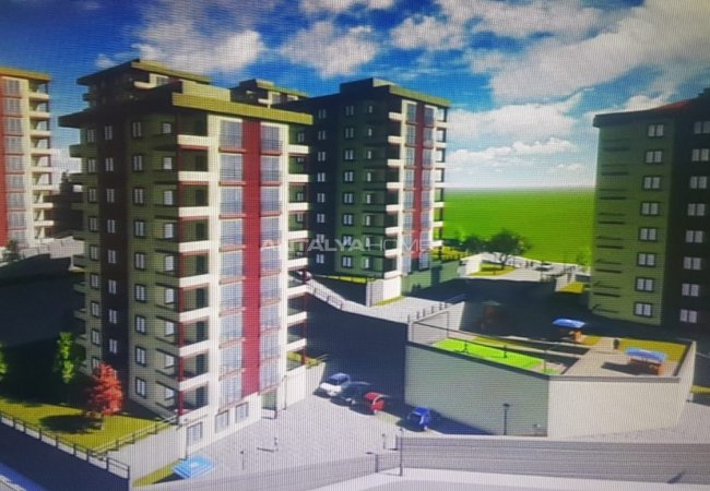 Clawback Flats with Affordable Prices in Trabzon Ortahisar