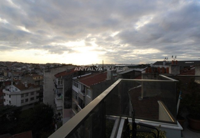 Duplex Flat in Historical Uskudar Istanbul