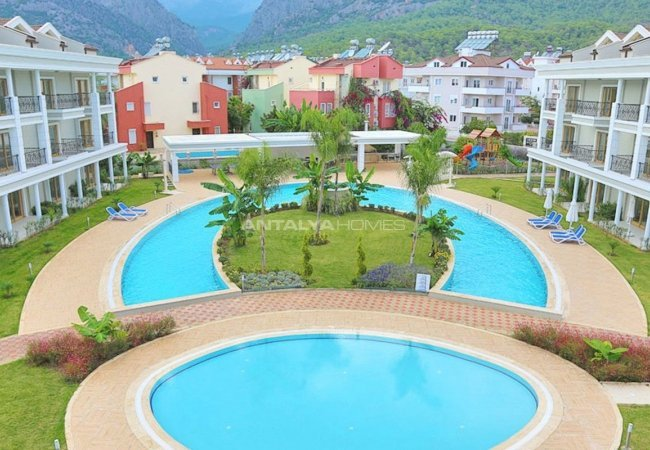 Quality Kemer Apartments in a Deluxe Complex