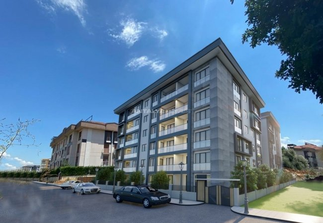 Highly Demanded Istanbul Property to Buy with Sea Views