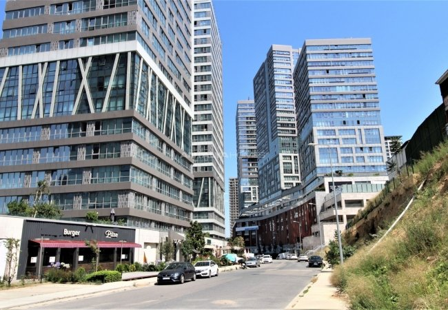 Well-located Investment Commercial Properties in Kadikoy