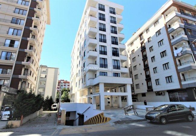 Well-located Triplex Apartments in Maltepe Istanbul