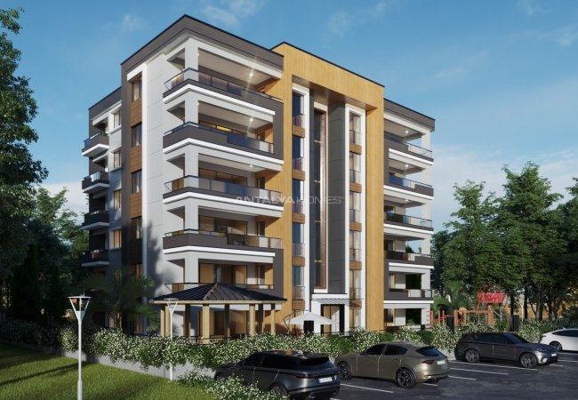 Brand New Apartments with Separate Kitchens in Nilufer