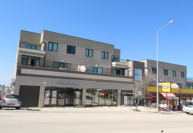 Investment Shop with High Return in Investment in Nilüfer