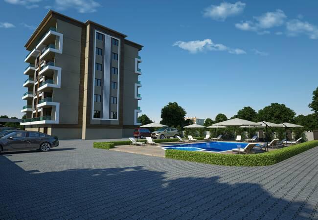 Contemporary Design Bursa Properties with City View