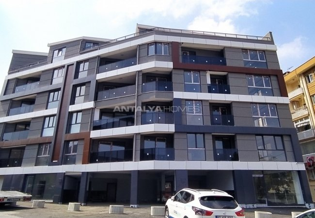Centrally Located Flats in Bursa with Modern Design