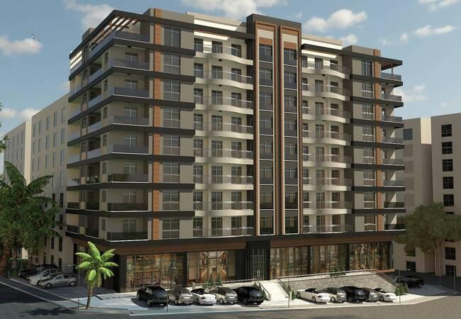 Brand New Apartments with City View in Bursa Osmangazi