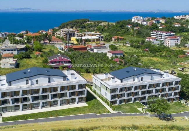 Affordable Hotel Concept Real Estate in Yalova