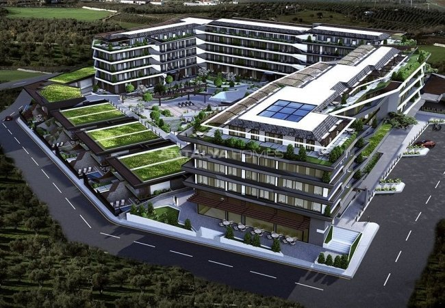 Well Located Brand New Apartments in Yalova