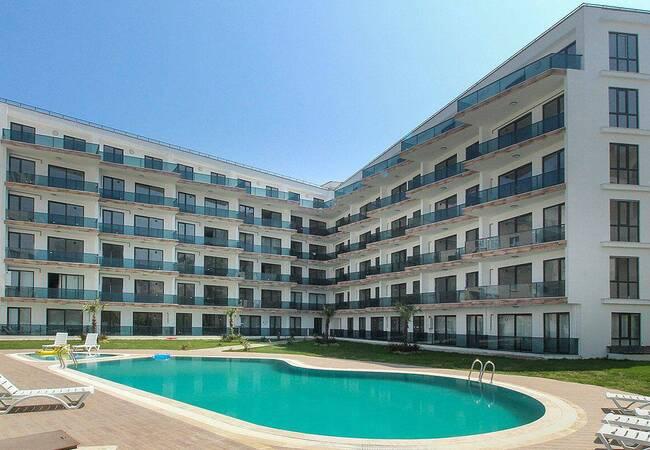 Apartments with Great Views Near Beach in Yalova çınarcık