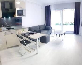 Квартира в Хорошем Месте Района Шишли в Стамбуле