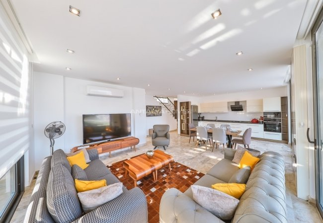 Impressive Kalkan Villa Suitable for an Extended Family