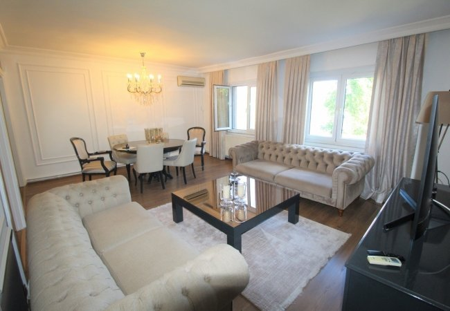 Well Located Flats Close to Social Amenities in Istanbul