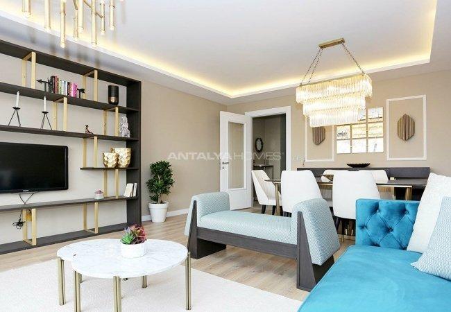 New-built Spacious Apartments in Buyukcekmece Istanbul