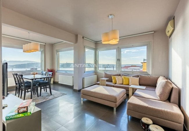 Uniquely Priced High-quality Flats in Ortakoy Besiktas
