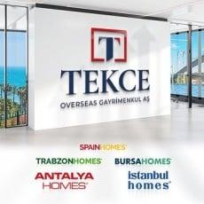 Наше Новое Имя: Tekçe Overseas Gayrimenkul AŞ