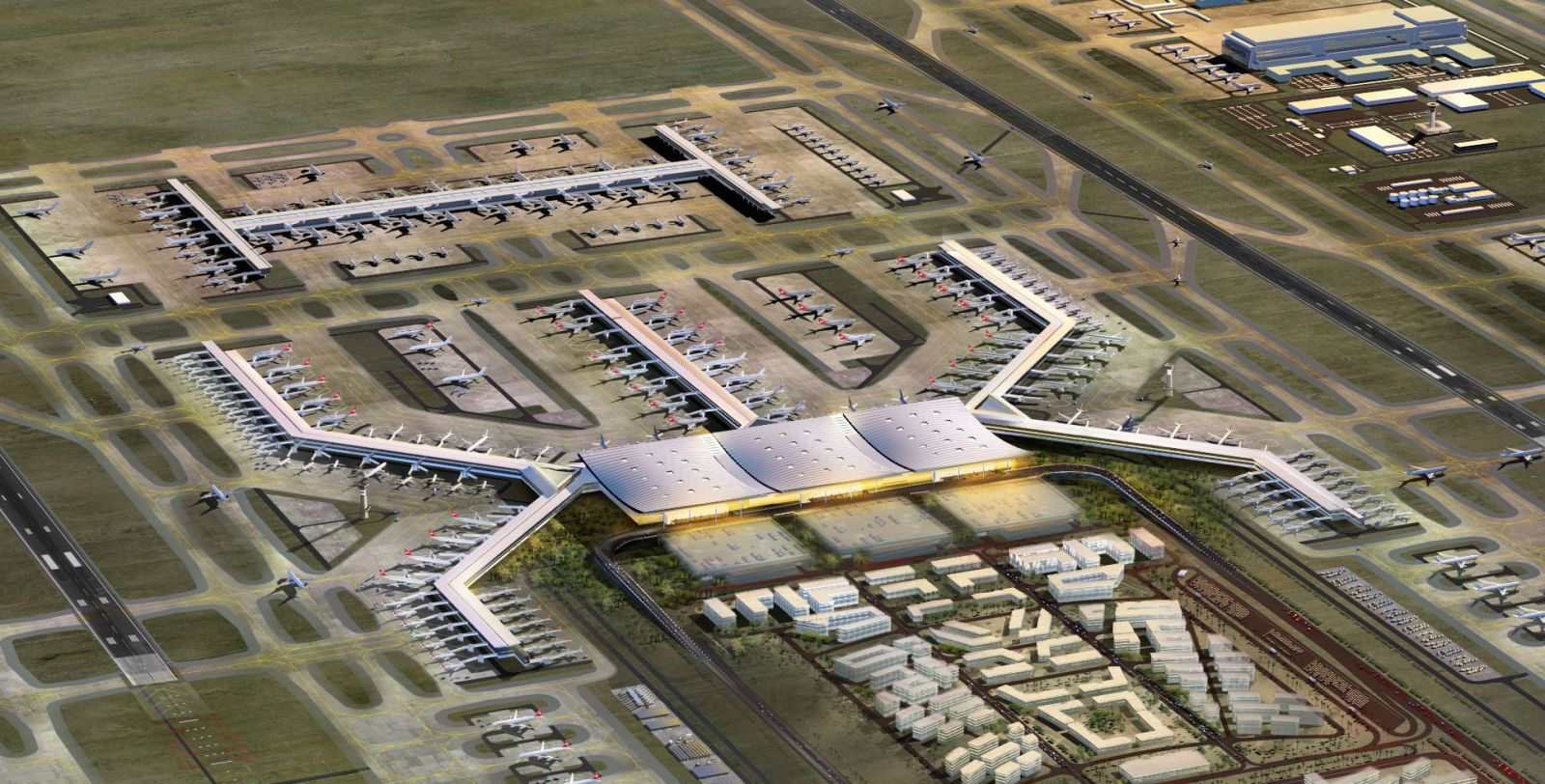 Third Airport of Istanbul Will Increase Tourism in Turkey