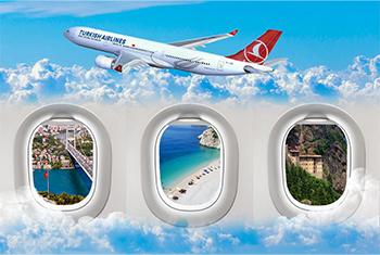 International Flights Starts to Turkey