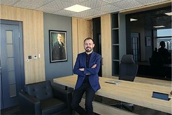 Korhan Topaloğlu - Ankara Office Manager