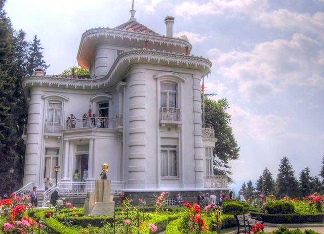 Дом Ататюрка в Трабзоне