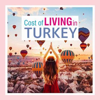 Die Lebenshaltungskosten in der Türkei sind ein treibender Faktor, der den Auswanderern hilft zu entscheiden, ob.