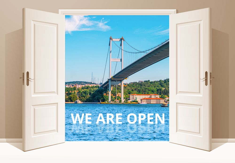 Istanbul Homes ® Re-opened its Doors at Full Capacity on 15 June