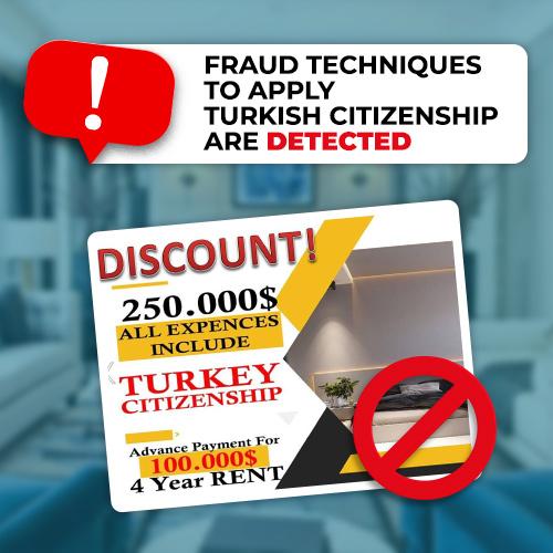 Turkey Bans the Malicious Ways to Obtain Turkish Citizenship