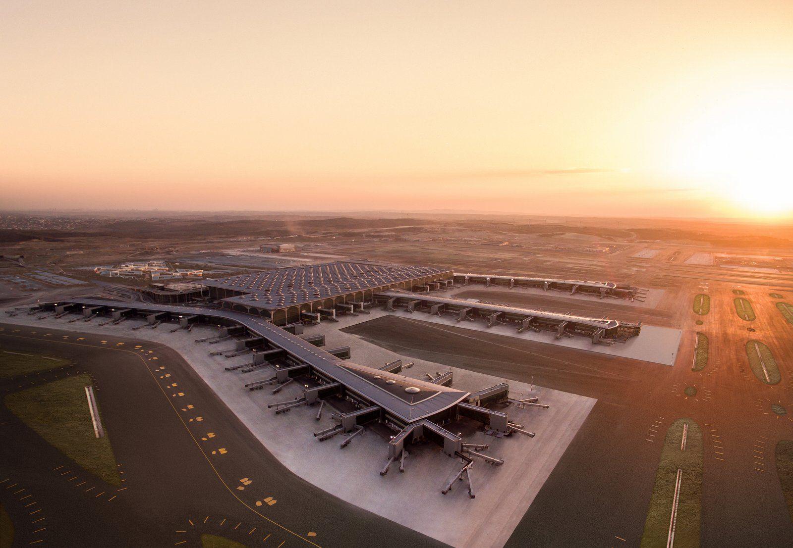 Оживление на Рынке Недвижимости Турции в Связи с Открытием Аэропорта Стамбул