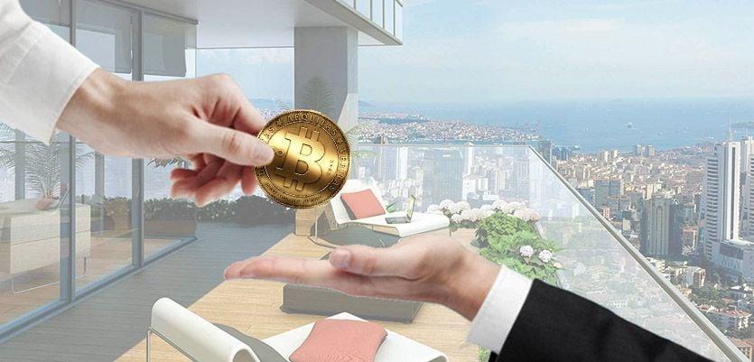 Недвижимость за криптовалюту в турции компания по недвижимости в дубае