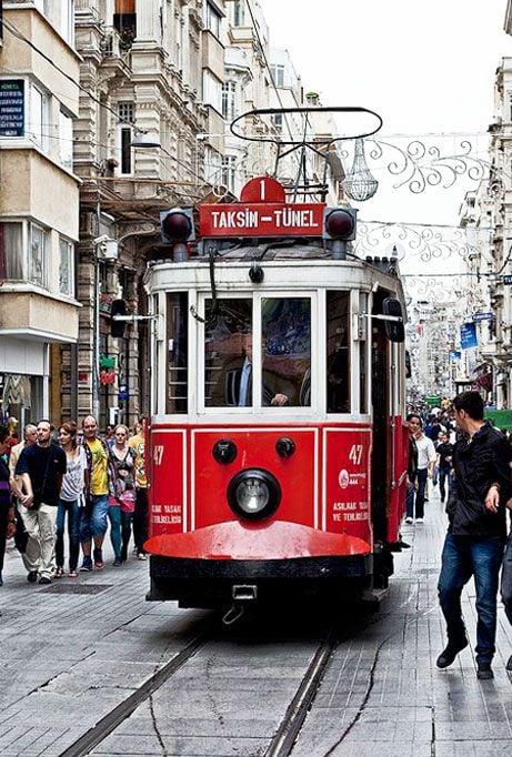 Real Estate in Beyoğlu, İstanbul