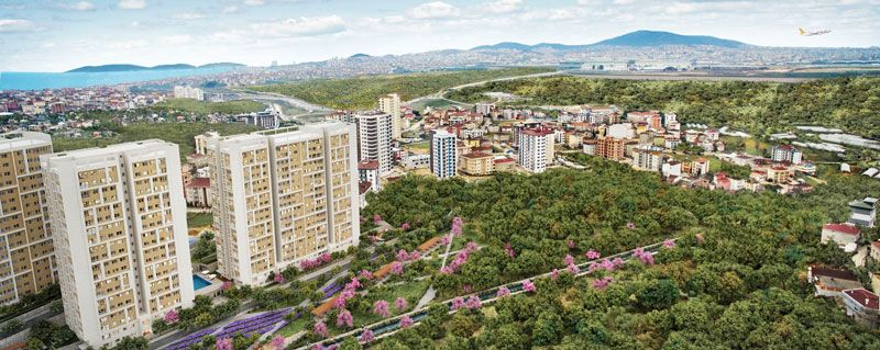 Real Estate in Tuzla, İstanbul