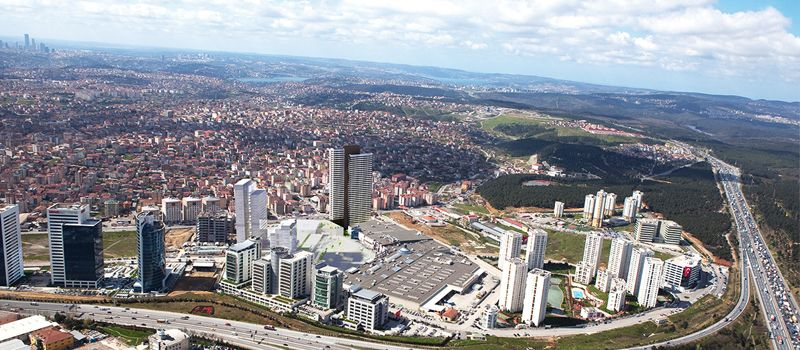 Real Estate in Ümraniye, İstanbul
