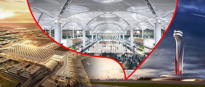 International third airport is among the mega-investments of Europe