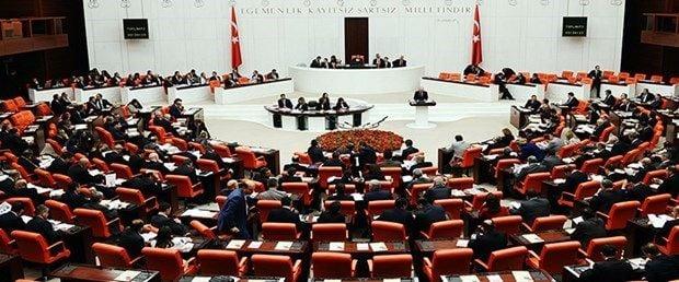 Ассамблея Парламента Турции
